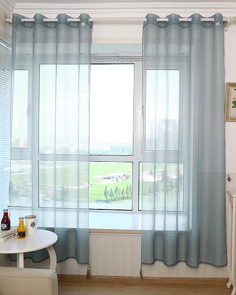 gardinen hellgrau. Black Bedroom Furniture Sets. Home Design Ideas