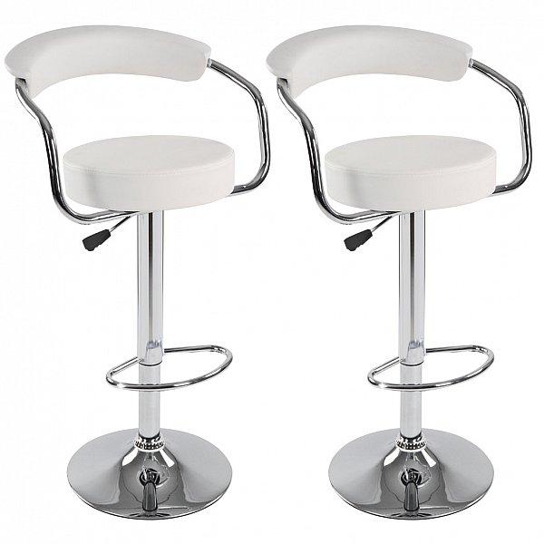 barhocker barstuhl 2x tresenstuhl drehstuhl kunstleder. Black Bedroom Furniture Sets. Home Design Ideas