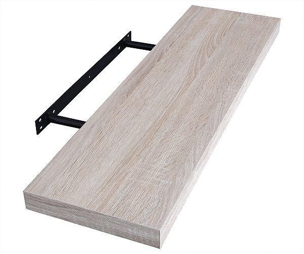 wandregal h ngeregal wandboard holzregal mdf cd regal 60cm sonoma eiche rg9238ei ebay. Black Bedroom Furniture Sets. Home Design Ideas