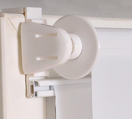 doppelrollo klemmfix ohne bohren duo rollo seitenzugrollo fenster grau 324 5 ebay. Black Bedroom Furniture Sets. Home Design Ideas