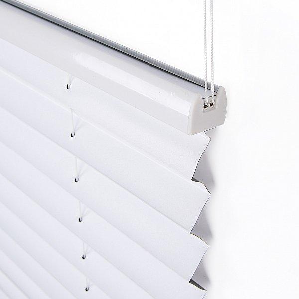 plissee klemmfix ohne bohren jalousie rollo blickdicht 100. Black Bedroom Furniture Sets. Home Design Ideas