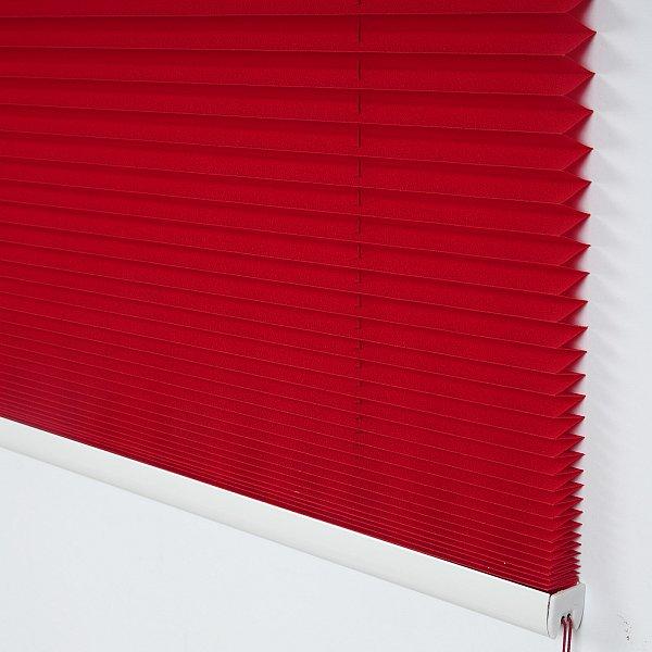 klemmfix plissee jalousie ohne bohren faltrollo rollo verspannt easy rot 325 7 ebay. Black Bedroom Furniture Sets. Home Design Ideas