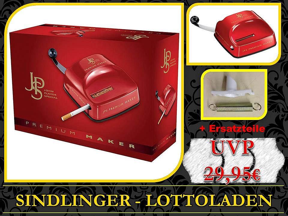 jps premium maker neu ovp tabak john player special. Black Bedroom Furniture Sets. Home Design Ideas