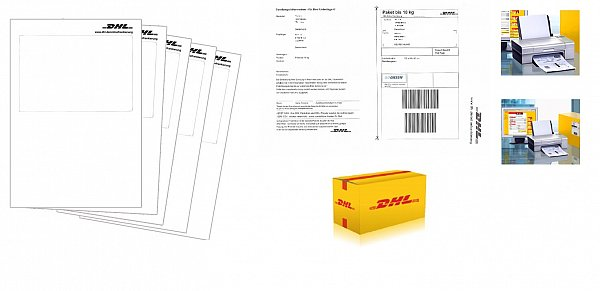 dhl versicherter versand packchen tracking support. Black Bedroom Furniture Sets. Home Design Ideas