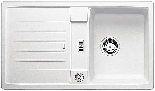 k chensp le granitsp le blanco silgranit 860 x 500 mm sp le einbau sp le granit. Black Bedroom Furniture Sets. Home Design Ideas