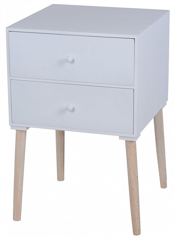 kommode nachttisch nachtkonsole konsole schr nkchen schubladenschrank 40x60 cm. Black Bedroom Furniture Sets. Home Design Ideas