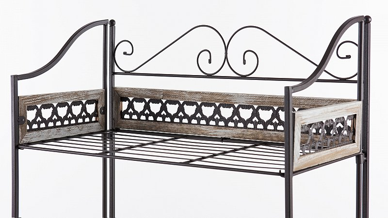 gartenregal pflanzenregal blumenregal blumenbank. Black Bedroom Furniture Sets. Home Design Ideas
