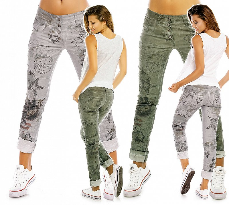 jeans r hre chinos boyfriendhose skinny hose h ftjeans jegging tregging stretch ebay. Black Bedroom Furniture Sets. Home Design Ideas