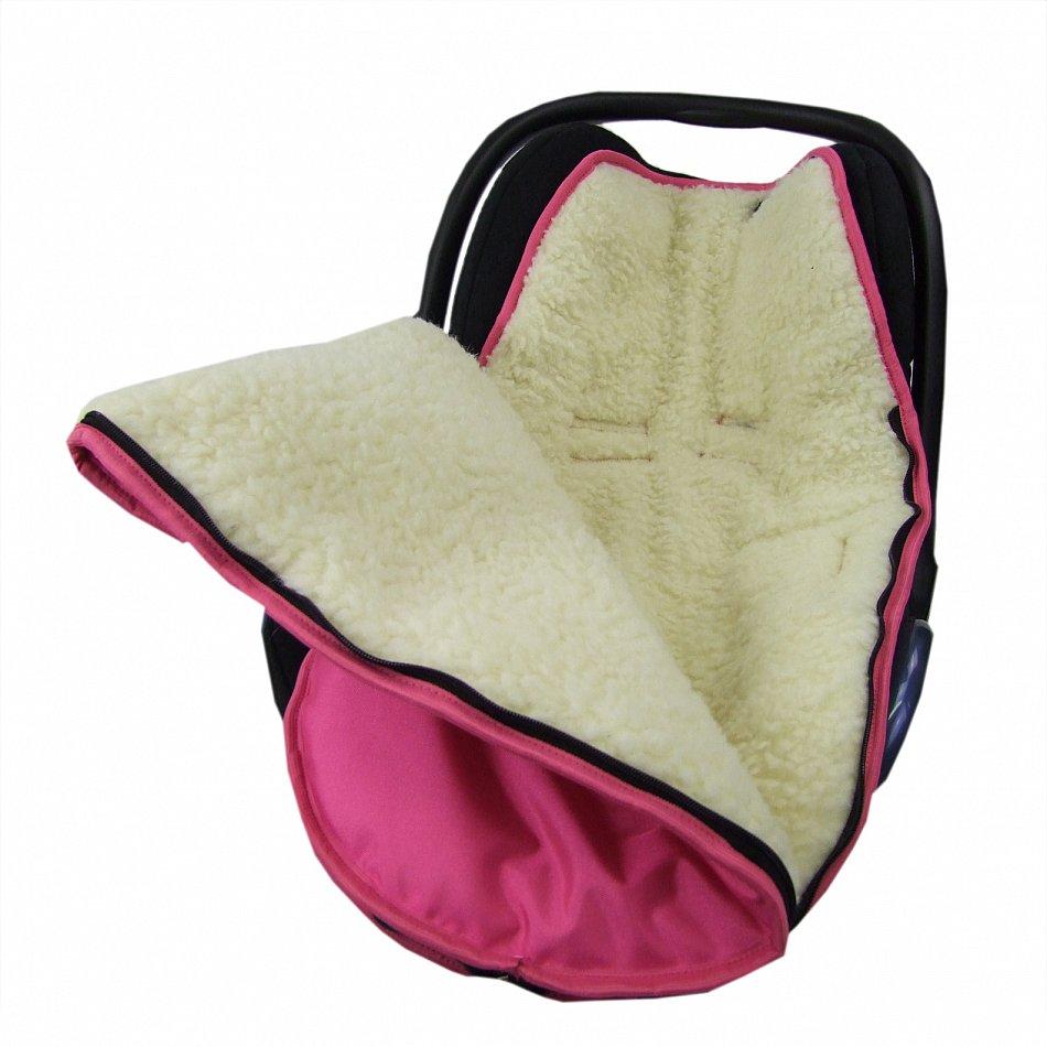 universal winterfu sack fu sack f r babyschale maxi cosi. Black Bedroom Furniture Sets. Home Design Ideas