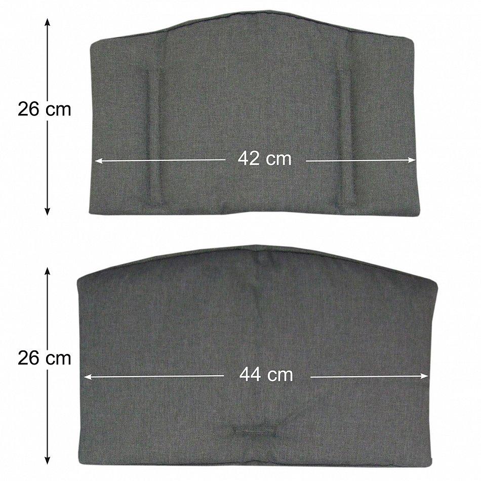 sitzkissen sitzverkleinerer f r stokke tripp trapp hochstuhl viele farben leder. Black Bedroom Furniture Sets. Home Design Ideas