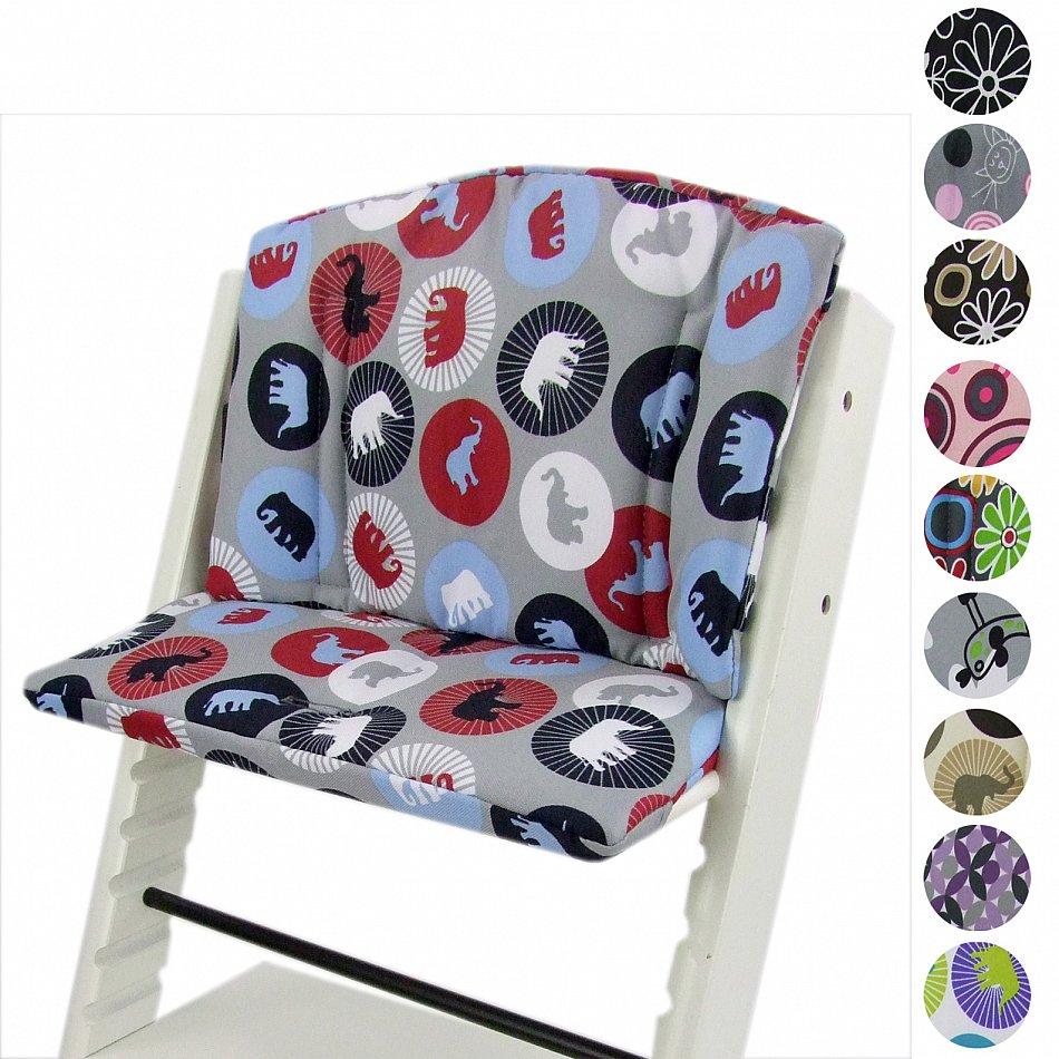 2 tlg sitzkissenset sitzverkleinerer f r stokke tripp trapp hochstuhl neu 2 ebay. Black Bedroom Furniture Sets. Home Design Ideas
