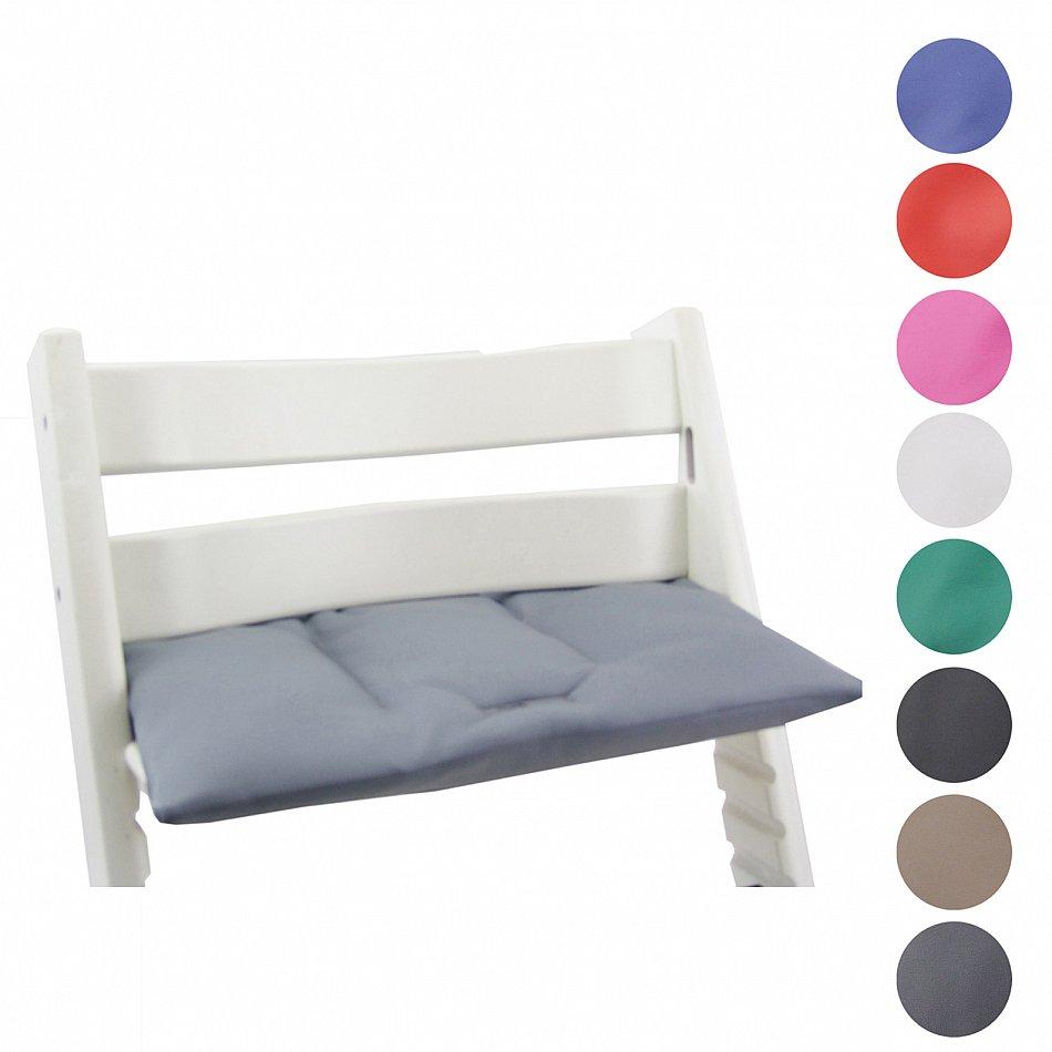 sitzkissen sitzverkleinerer f r stokke tripp trapp hochstuhl viele farben leder ebay. Black Bedroom Furniture Sets. Home Design Ideas