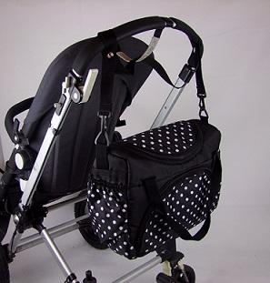 gro e wickeltasche f r jeden kinderwagen wickelunterlage kinderwagentasche ebay. Black Bedroom Furniture Sets. Home Design Ideas