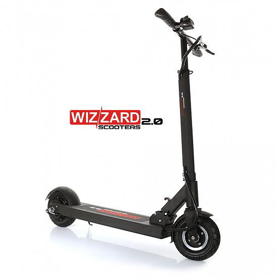 wizzard 2 0 city scooter elektro balance scooter roller. Black Bedroom Furniture Sets. Home Design Ideas