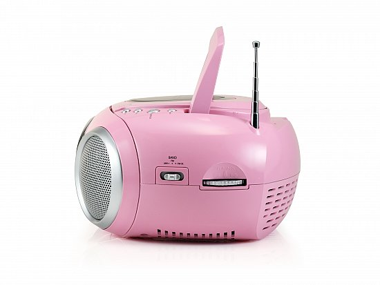 tragbarer cd mp3 player radio usb wiedergabe tragbares. Black Bedroom Furniture Sets. Home Design Ideas
