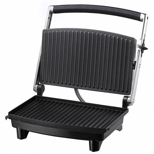 edelstahl kontaktgrill sandwichtoaster toastgrill tischgrill elektrogrill 1600w ebay. Black Bedroom Furniture Sets. Home Design Ideas