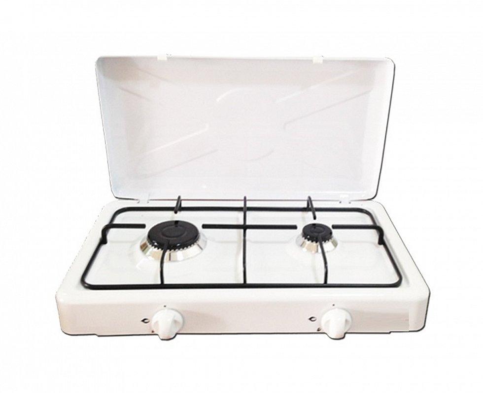 gaskocher 2 flammig campingkocher gaskochfeld camping gas kocher gasherd neu. Black Bedroom Furniture Sets. Home Design Ideas