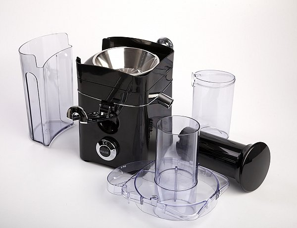 800 watt edelstahl power juicer saftpresse entsafter. Black Bedroom Furniture Sets. Home Design Ideas