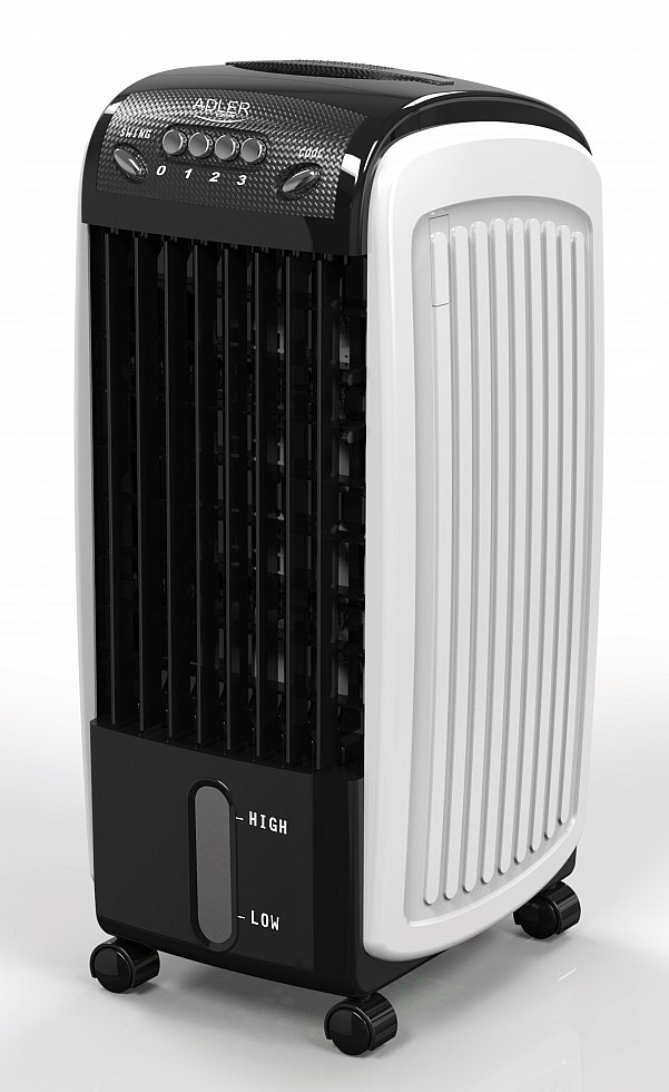 aircooler mobile klimaanlage standventilator klima. Black Bedroom Furniture Sets. Home Design Ideas