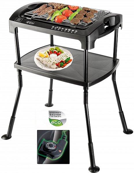 elektrogrill standgrill bbq elektrischer grill tischgrill. Black Bedroom Furniture Sets. Home Design Ideas