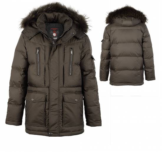 dy 11151 herren daunenjacke daunen winter parka jacke. Black Bedroom Furniture Sets. Home Design Ideas