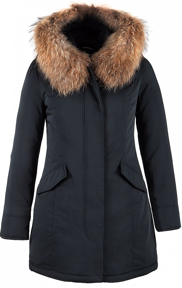 6m166 damen daunenmantel winter jacke arctic parka tarore. Black Bedroom Furniture Sets. Home Design Ideas