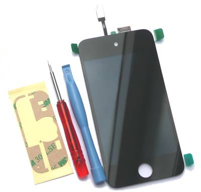 original ipod touch 4g lcd display reparatur set. Black Bedroom Furniture Sets. Home Design Ideas