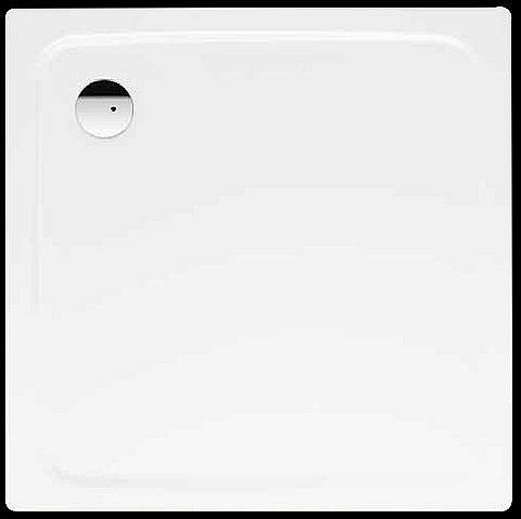 kaldewei superplan duschwanne stahl 110 x 90 x 2 5 cm weiss 405 2 wannentr ger ebay. Black Bedroom Furniture Sets. Home Design Ideas