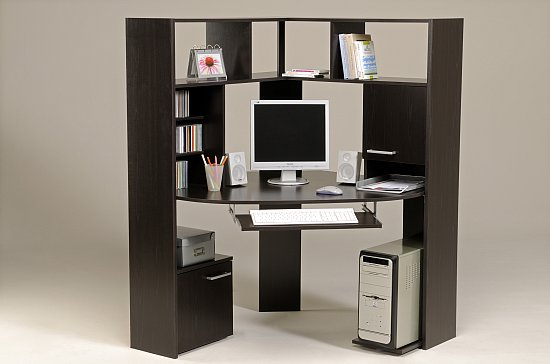 Angebot parisot computertisch eckschreibtisch apollo for Eck computertisch