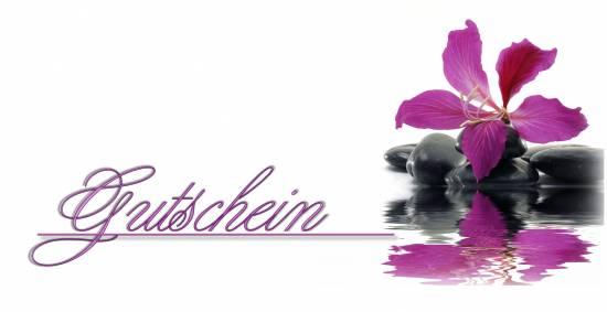 Wellness gutschein selber machen  50 Gutscheine Gutscheinkarten Geschenkgutschein - Wellness Beauty ...