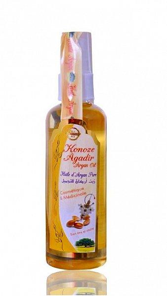 argan l 100ml gesicht haut haare aus marokko 100 rein l 39 huile d 39 argan massage ebay. Black Bedroom Furniture Sets. Home Design Ideas