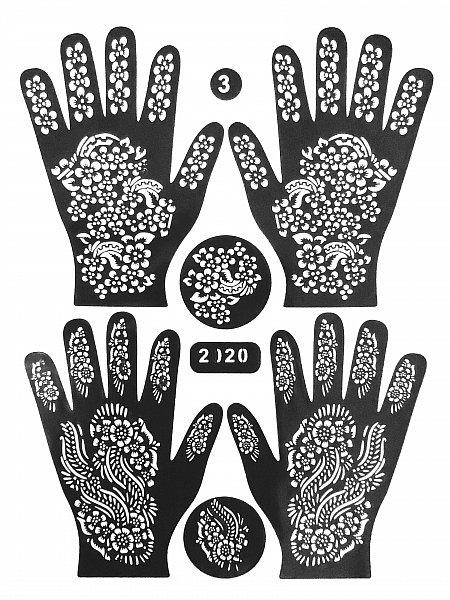 z3 henna schablone kina tattoo paste d vme bollywood body paint stift vorlage ebay. Black Bedroom Furniture Sets. Home Design Ideas